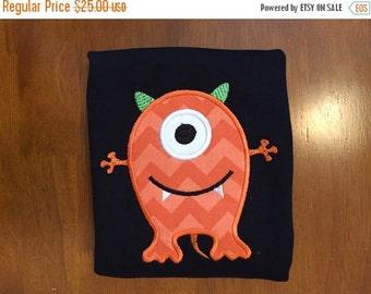 Little Monster Shirt or Baby Bodysuit