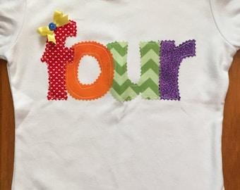 Rainbow Birthday  Shirt or Baby Bodysuit
