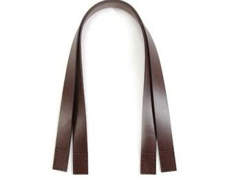 "24.1"" byhands 100% Genuine Leather Purse Handles & Bag Strap (20-4101)"