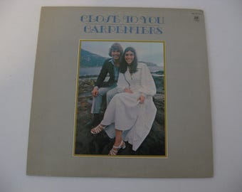 Sale! - Carpenters - Close To You - Circa 1970