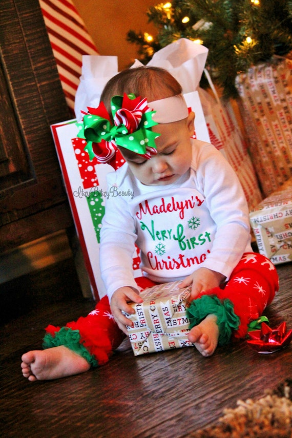 Cute Baby Gifts For Christmas : First christmas gifts for a baby girl cute ideas