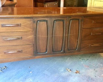 Mid Century Broyhill Emphasis Dresser - Ready for Custom Lacquer