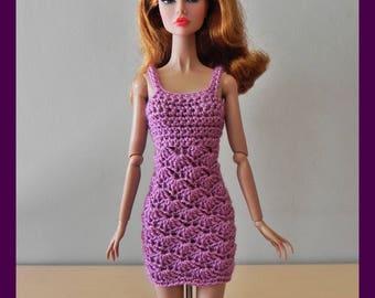 Dress for Fashion Royalty / FR2 / Poppy Parker / Tonner Tiny Kitty / Barbie