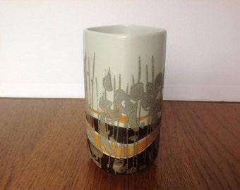 Royal Copenhagen Fajance Vase - 963/3762 by Ivan Weiss Denmark