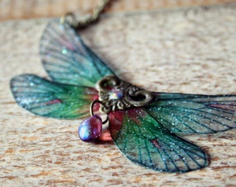 Fairy Wings - Necklace