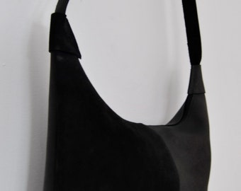 Genuine leather handbag, leather bag