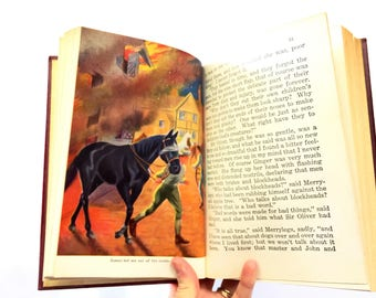 Black Beauty: The Autoborography of a Horse by Anna Sewell, Illustrations by Edwin John Prittie