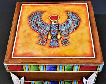 Egyptian Box