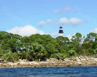 Florida Lighthouse Photography // Lighthouse Photograph Print // Port St. Joe Lighthouse Photograph