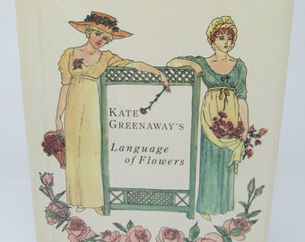 Language of Flowers by Kate Greenaway - 1978