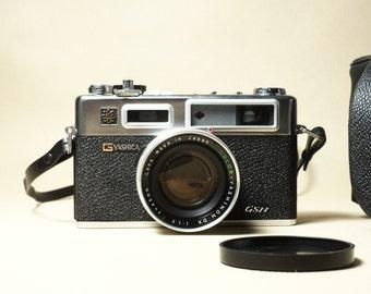 Yashica Electro 35 GSN - Vintage Rangefinder Camera
