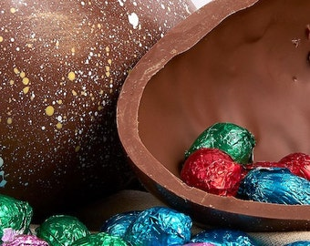 Luxury Chocolate Easter Egg (very large)