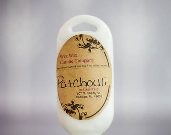Scented Lotion - Patchouli Lotion - Body Lotion - Hand Lotion - Moisturizer - Natural Lotion - Vegan Lotion - Hand Cream - Organic Lotion
