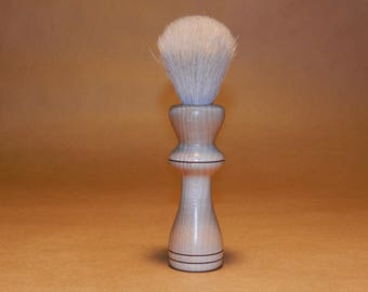 Hard Maple Shaving Brush