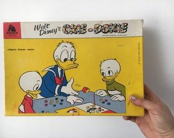 Walt Disney's Okie-Dokie board game