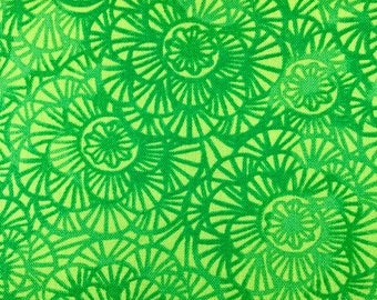 geometric fabric.