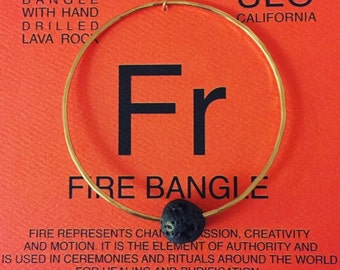 Fire Bangle