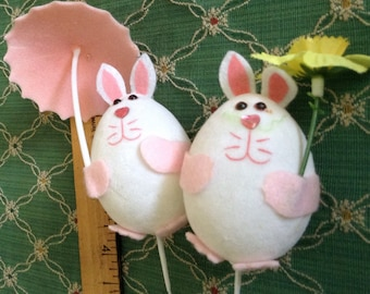 Easter Bunny Decorations