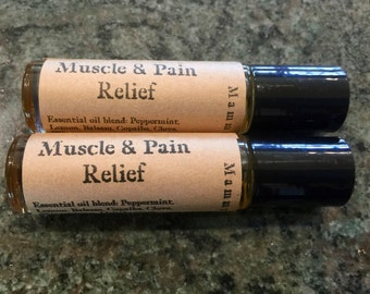 Muscle & Pain Relief