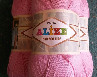 Alize Bamboo Fine 3 x 100gr