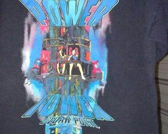 Cedar point Power Tower shirt (L)
