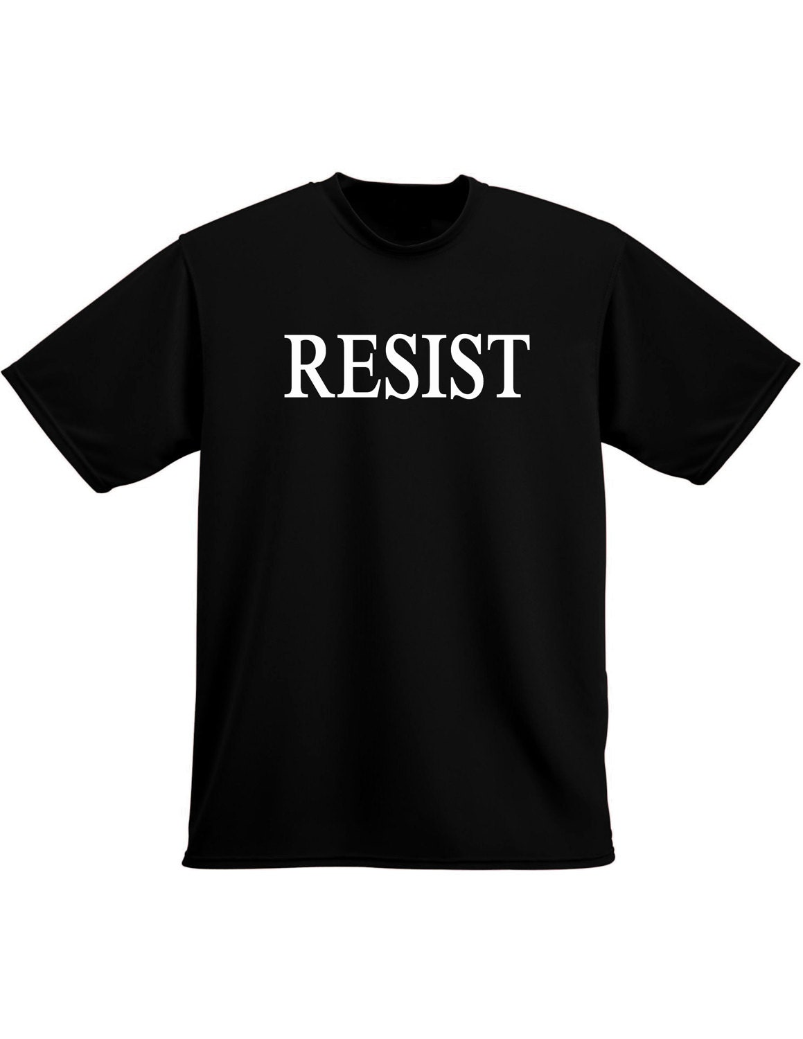 Resist trump men 39 s t shirt for Custom t shirts costa mesa
