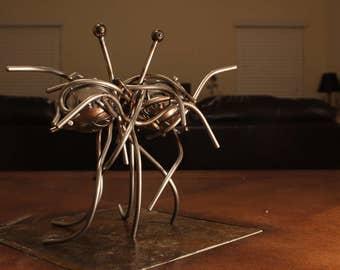 Stainless Steel Flying Spaghetti Monster (FSM)