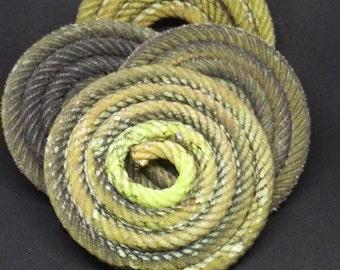Lariat Rope Coasters