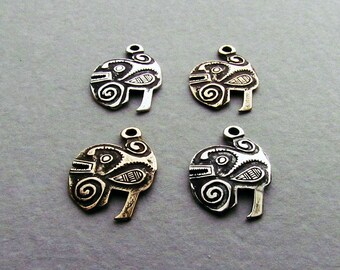 PreColumbian Mythological Animal - Small Jewelry Charm - C559