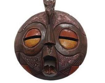 African Ancestral Mask