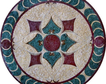 Ornamental Geometric Mosaic - Mina II