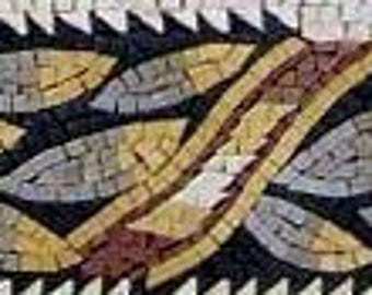 Mosaic Border Artwork
