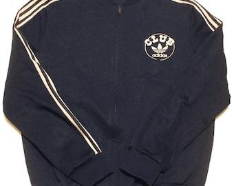 70s vintage adidas club adidas talbot jacket ventex made in Tunisia