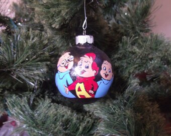 Alvin & The Chipmunks Ornament
