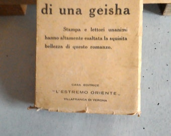 The Memoirs of a geishaT.Myu B.Balbi-Publishing House Far East-1932