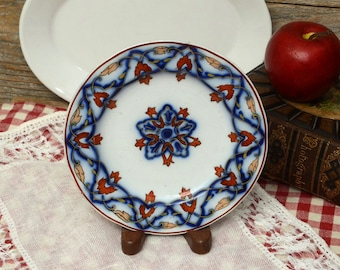 """VINTAGE ENGLISH PLATE: A Small plate made in England by """"T.C. Brown, Westhead, Moore & Co."""""""
