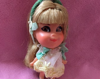 Mattel vintage little kiddle kiddles Lou locket