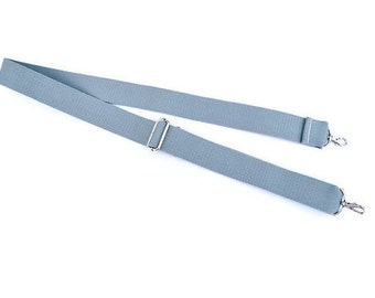 Grey Messenger Straps - Wholesale Pricing - Diaper Bag - Messenger Bag - Tote Bag