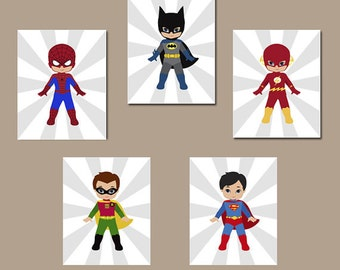 Superhero Wall Decor superhero wall decor | etsy