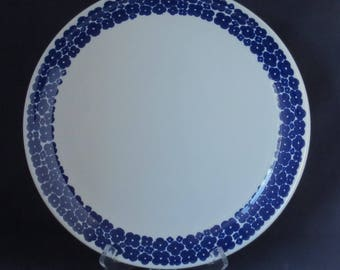 Reserved: Arabia of Finland, Leinikki, Serving plate.