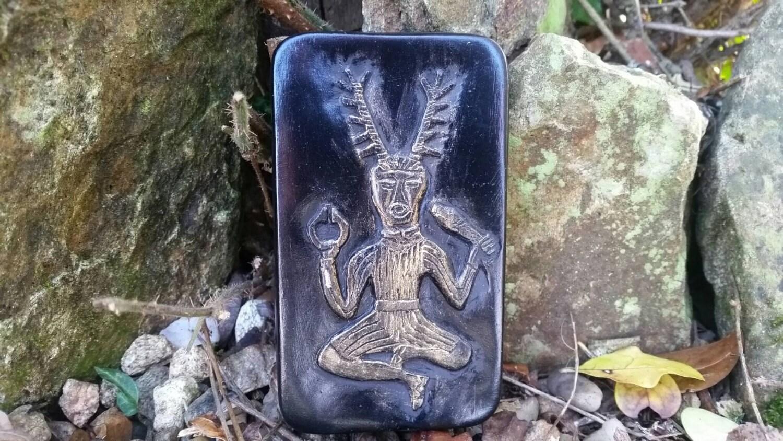 Cernunnos Plaque, Horned God Plaque, Pagan God Figure, British God And  Goddess, Pagan Altar Decor, Pagan Home Decor, Yule Gift Ideas