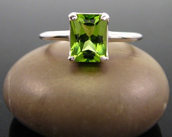 "Shop ""peridot"" in Rings"
