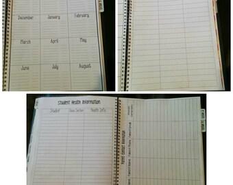 Plan Book Extras