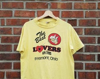 Freemont Ohio Lovers Tee