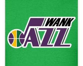 moe. (Utah) Jazz Wank Lot Shirt | Men's