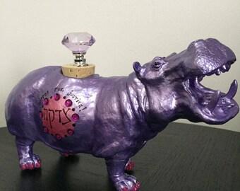 Tzedakapotamus: Hippo Tzedakah Box