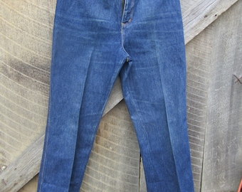 Larry Mahan western jeans 28 by 30 inches