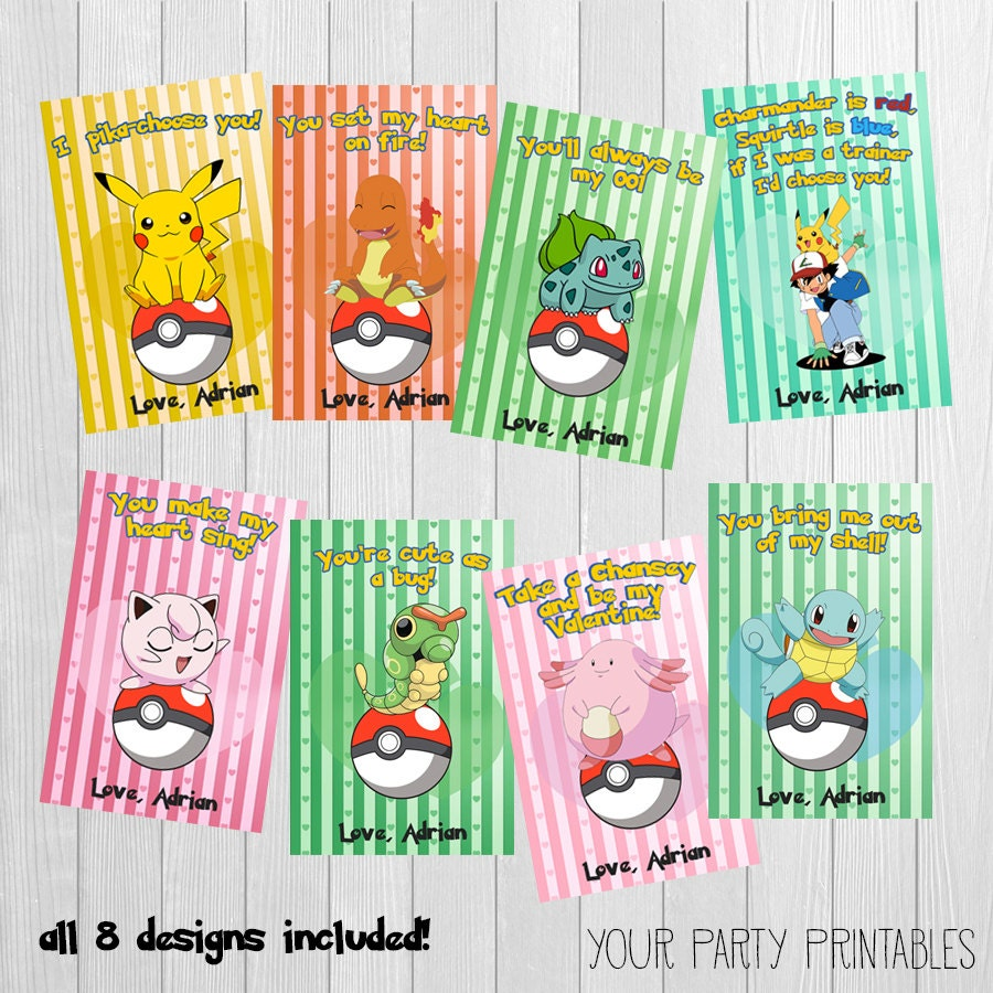 pokemon printable pokemon valentines pokemon go valentines pikachu valentines pokemon go pokemon pokemon childrens valentine printable pokemon valentine