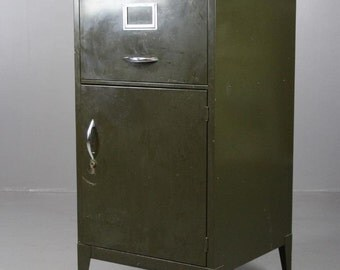 Stovall Steel Office Cabinet