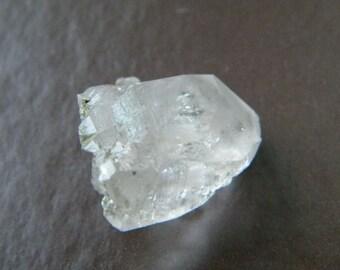 Crystal Quartz from Mont Blanc (2,7x 2,6x 1,9 cm)